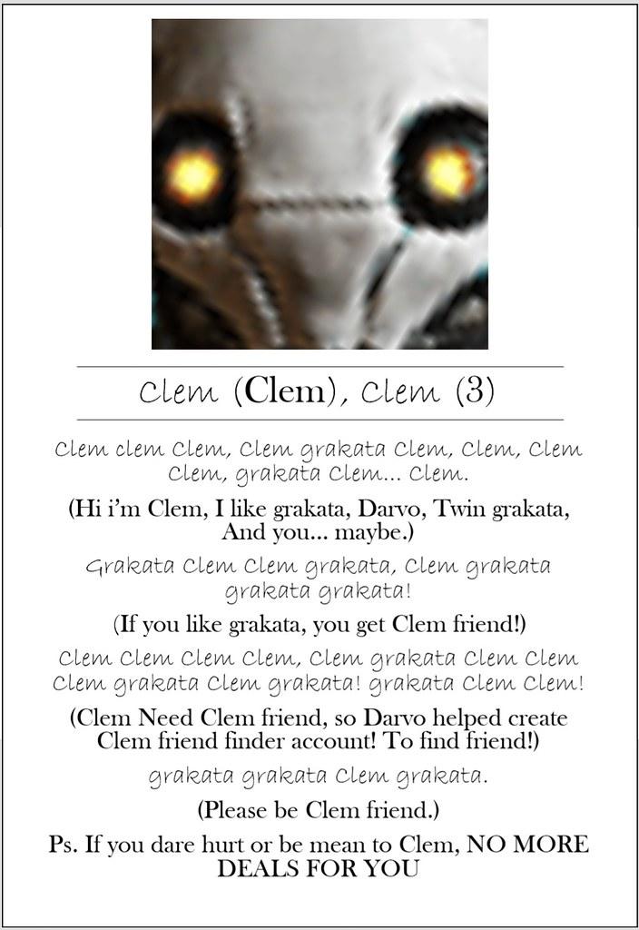 Clems tinder