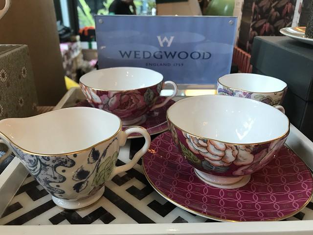 Wedgwood tea cups