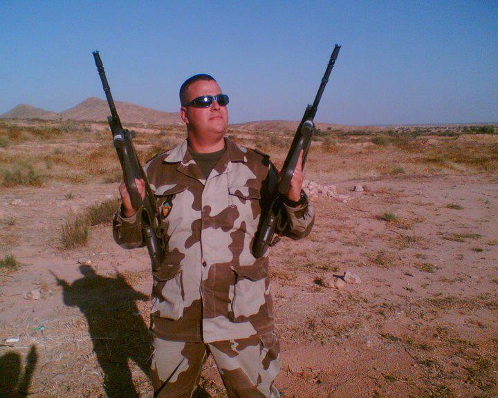 Tunisia - Groupement Territorial Saharien (GTS) Camouflage Trousers  46290689881_29abbdda5e_o