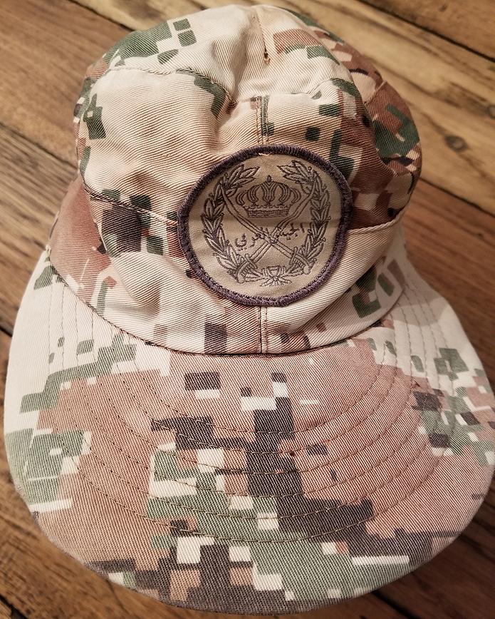 Jordan -  KA2 Camouflage Pattern Field Cap 46292242831_d0bf23413a_o