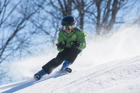 Jak na lyže s dítětem? Vyberte tu správnou dobu a buďte trpěliví