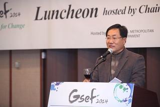 GSEF2014_Luncheon II