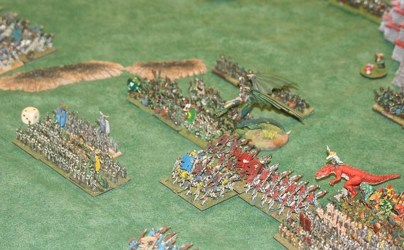 [4000 - Orcs+HL vs Khemri] La bataille des pyramides noires 46466196665_956cd236a3_c