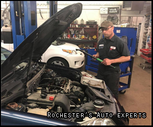 Firestone Rochester | Virgil's Auto Repair and Towing