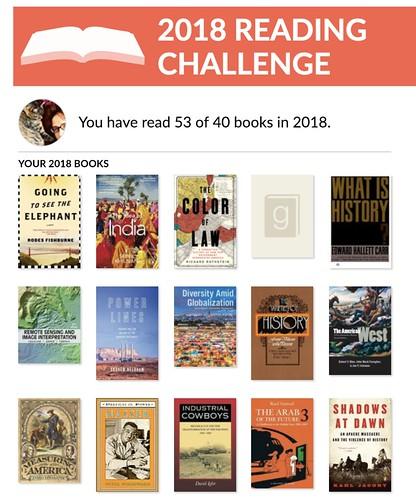 2018 Reading Challenge 1