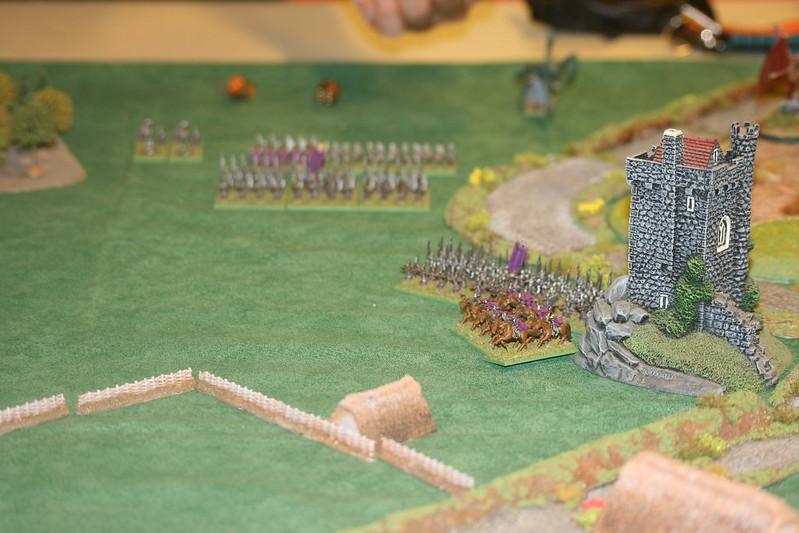 [1300 - Orcs vs elfes Noirs] La bataille des piques maudites 46655071621_c9b75fd160_c