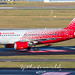 Rossiya Airlines Airbus A319-1 VP-BIT by SjPhotoworld