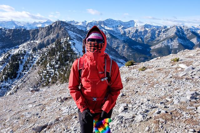 Scrambles - Mt. Baldy - Jan 2019-14