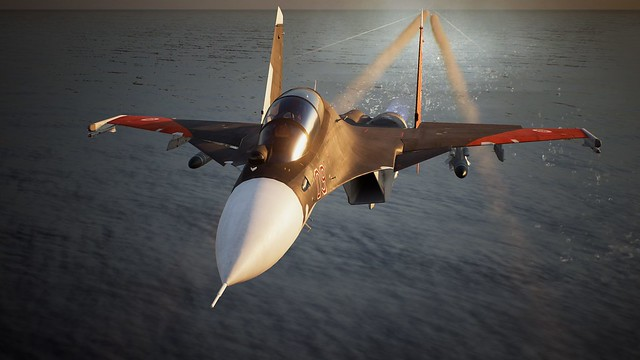 Ace Combat 7 Capture d'écran