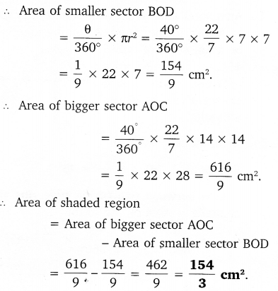 NCERT Solutions for Class 10 Maths Chapter 12 Areas Related to Circles 34