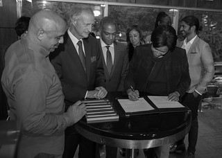 October 18, 2019 Mayor Bowser Signs the Office of Nightlife and Culture Bill