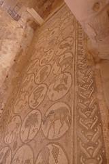 Byzantine Church & Mosaics at Petra (7)