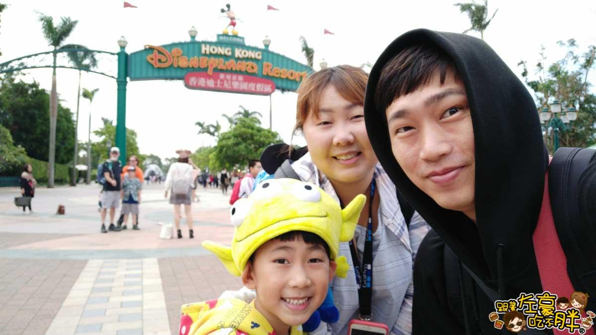 2019香港迪士尼樂園(聖誕節)-2