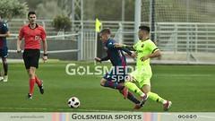 AtcoLevante-BarçaB 0-0, J14 (Ra)