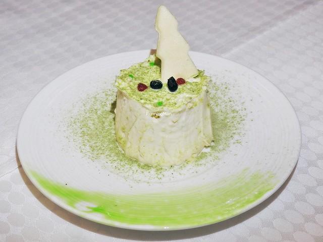Japanese Cheese Log Cake