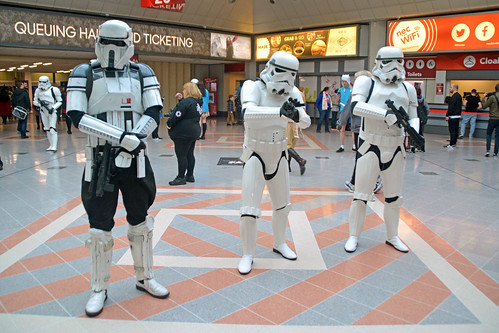 UK Garrison at NEC