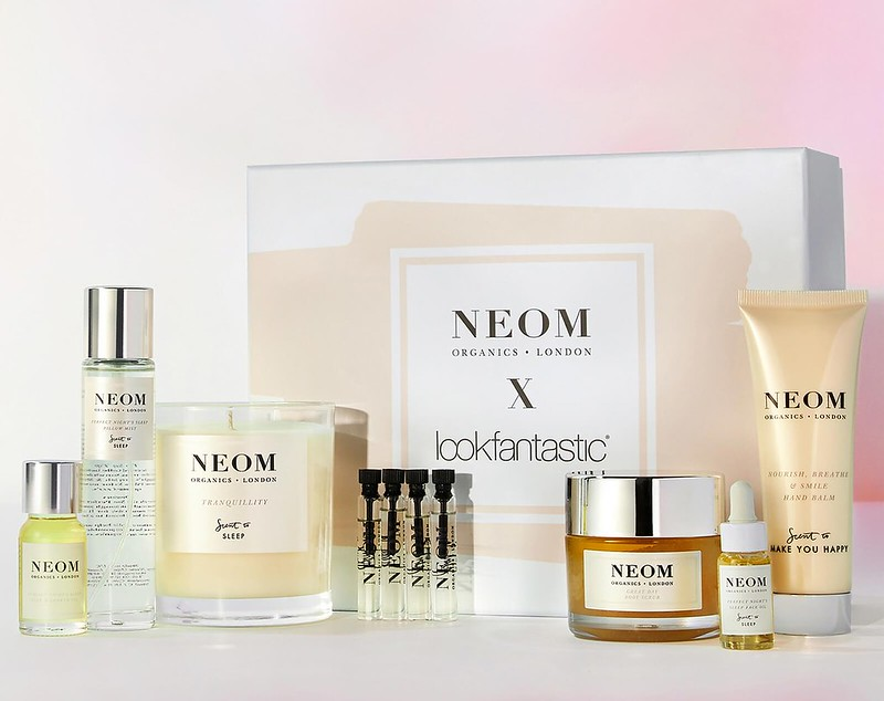 Lookfantastic x NEOM Organics Limited Edition Beauty Box - наполнение 11872199-6534631837521044