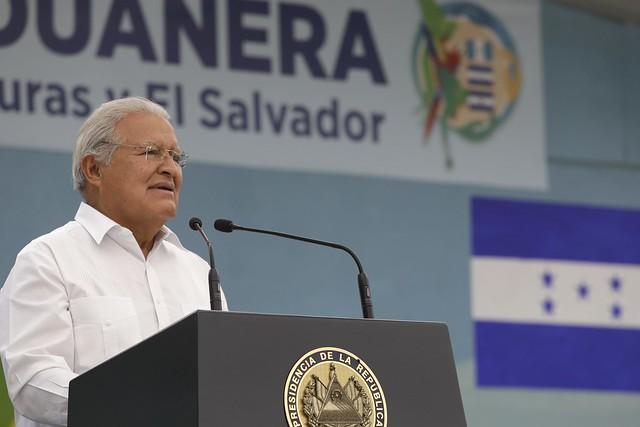 """Inauguración de la Primera Fase de Adecuación del Puesto Fronterizo Integrado de """"El Poy""""."""