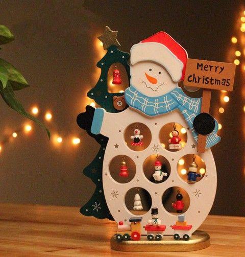 Рождественский декор своими руками