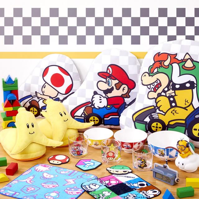 把香蕉皮做成拖鞋真是天才ww!一番賞 《瑪利歐賽車》 一番くじ マリオカート 12 月 15 日登場!
