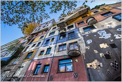 L'habitat vu par Friedensreich Hundertwasser