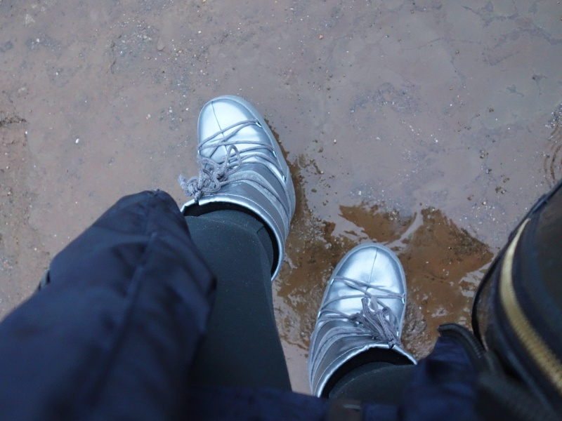 silver moon boots