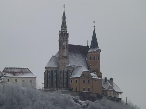 Wallfahrtskirche Maria Straßengel, Gratwein-Straßengel, Austria