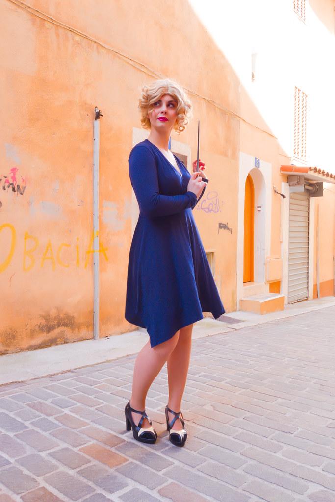 related image - Shooting Les Animaux Fantastiques - Queenie Goldstein - Le Panier - Marseille -2018-12-24- P1444881