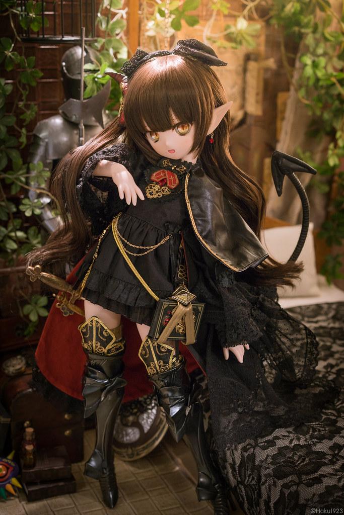 魔法剣士コーデ