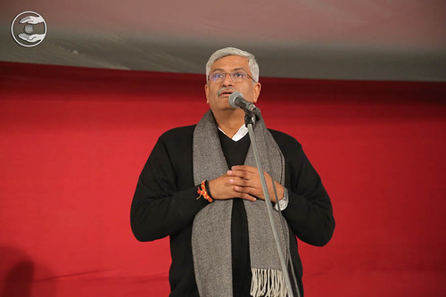 Minister of State Agriculture, Govt. of India Shri Gajendra Singh Sekhawat