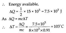 NCERT Solutions for Class 11 Physics Chapter 11Thermal Properties of matter 9