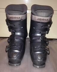 Dámské lyžařské boty Alpina - titulní fotka