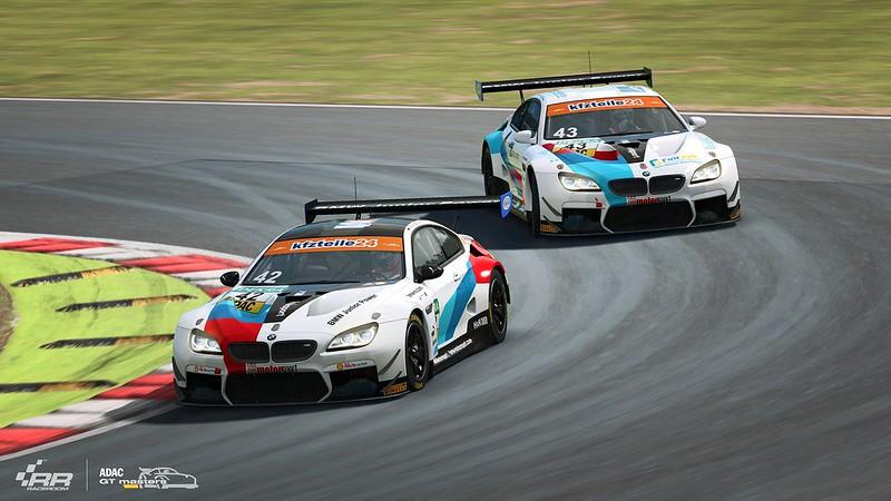 RaceRoom 2018 ADAC GT Update BMW M6 GT3