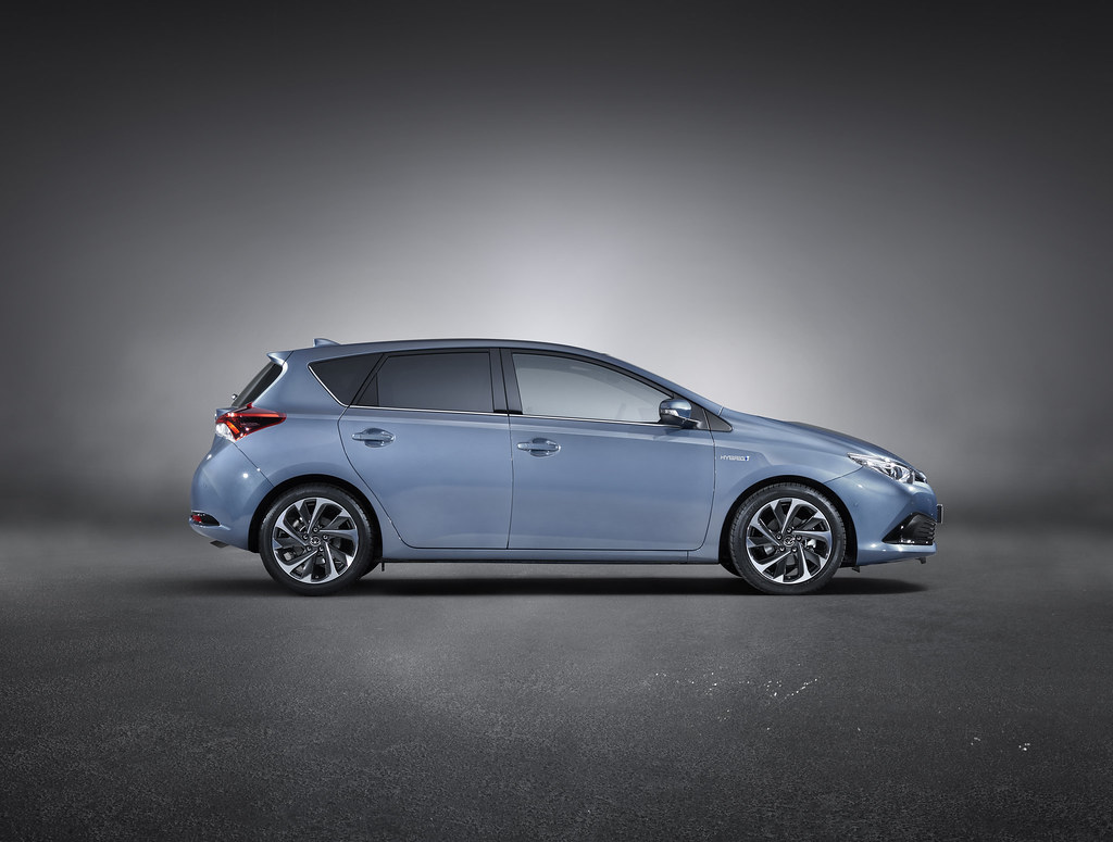 Comprar Toyota Auris