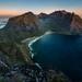 Ryten Mountan,  Norway
