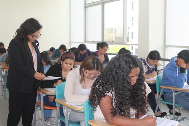 Facultad de Obstetricia y Enfermería de la USMP y la  Asociación Peruana de Escuelas y  Facultades  de Obstetricia ASPEFOBST desarrollaron Primer Examen Nacional de Obstetras