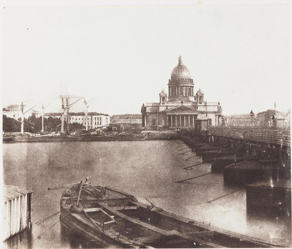 Санкт-Петербург. Адмиралтейство и Исаакиевский собор