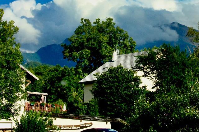 Que la montagne est belle !!!! Htes Alpes région PACA France ⛰⛷🐂