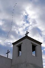 Crosses and Cranes