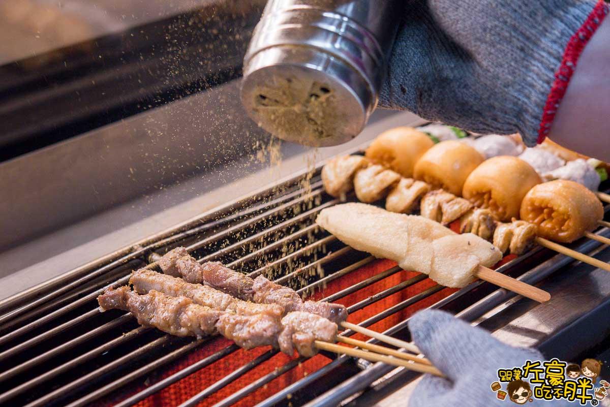 上榮新疆烤肉串左營店-24