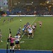 009-20181104_Cardiff Arms Park-Cardiff Blues vs Zebre Rugby Match-1st half action-Zebre lineout in Cardiff Blues half of pitch