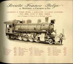 Société Franco-Belge (Belgium) - Rolling Stock Catalogue