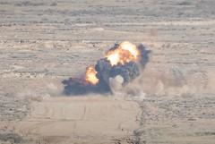 Lanzamiento de misiles 'Maverick'