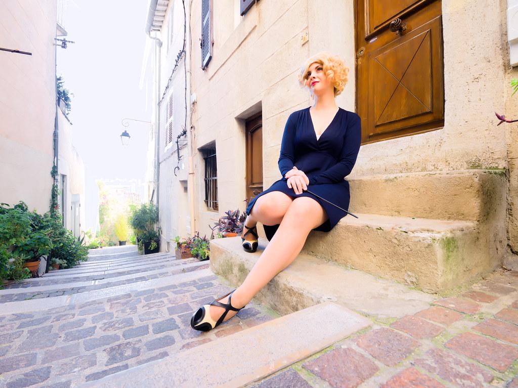 related image - Shooting Les Animaux Fantastiques - Queenie Goldstein - Le Panier - Marseille -2018-12-24- P1444891