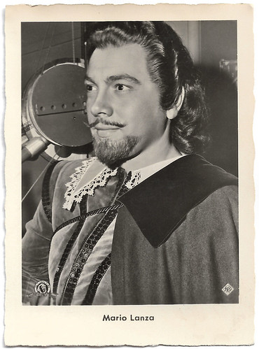 Mario Lanza, in The Great Caruso (1951)