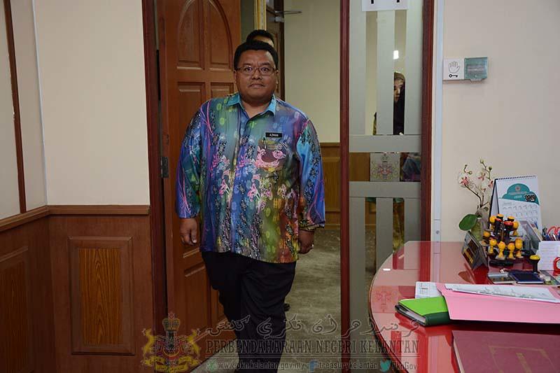 Kunjungan Hormat Pengarah Audit Negeri Kelantan