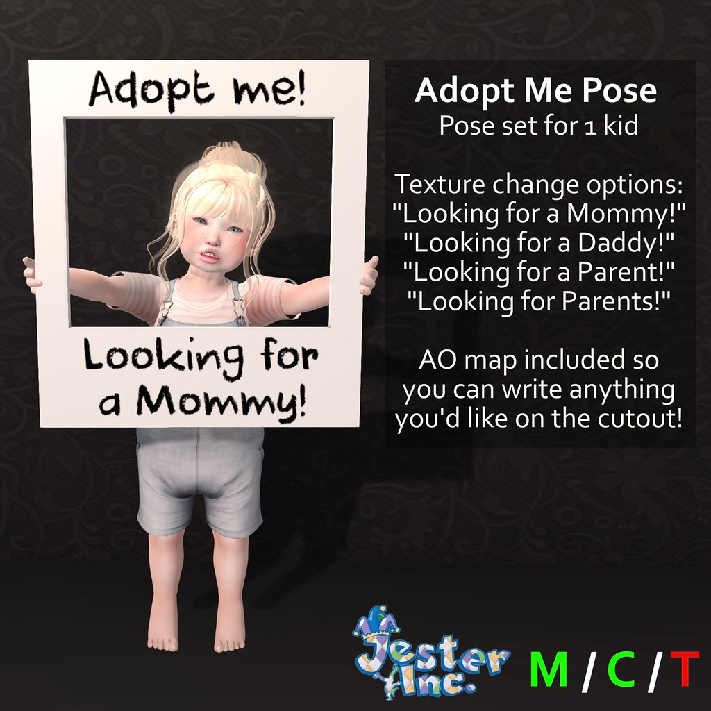 Presenting the Adopt Me Cutout from Jester Inc.