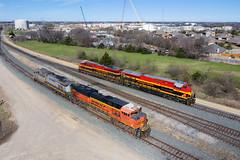 BNSF 9099 - Wylie Texas