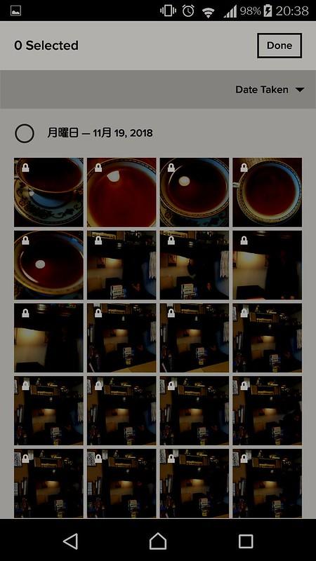 Flickrの使い方 : アルバム作成