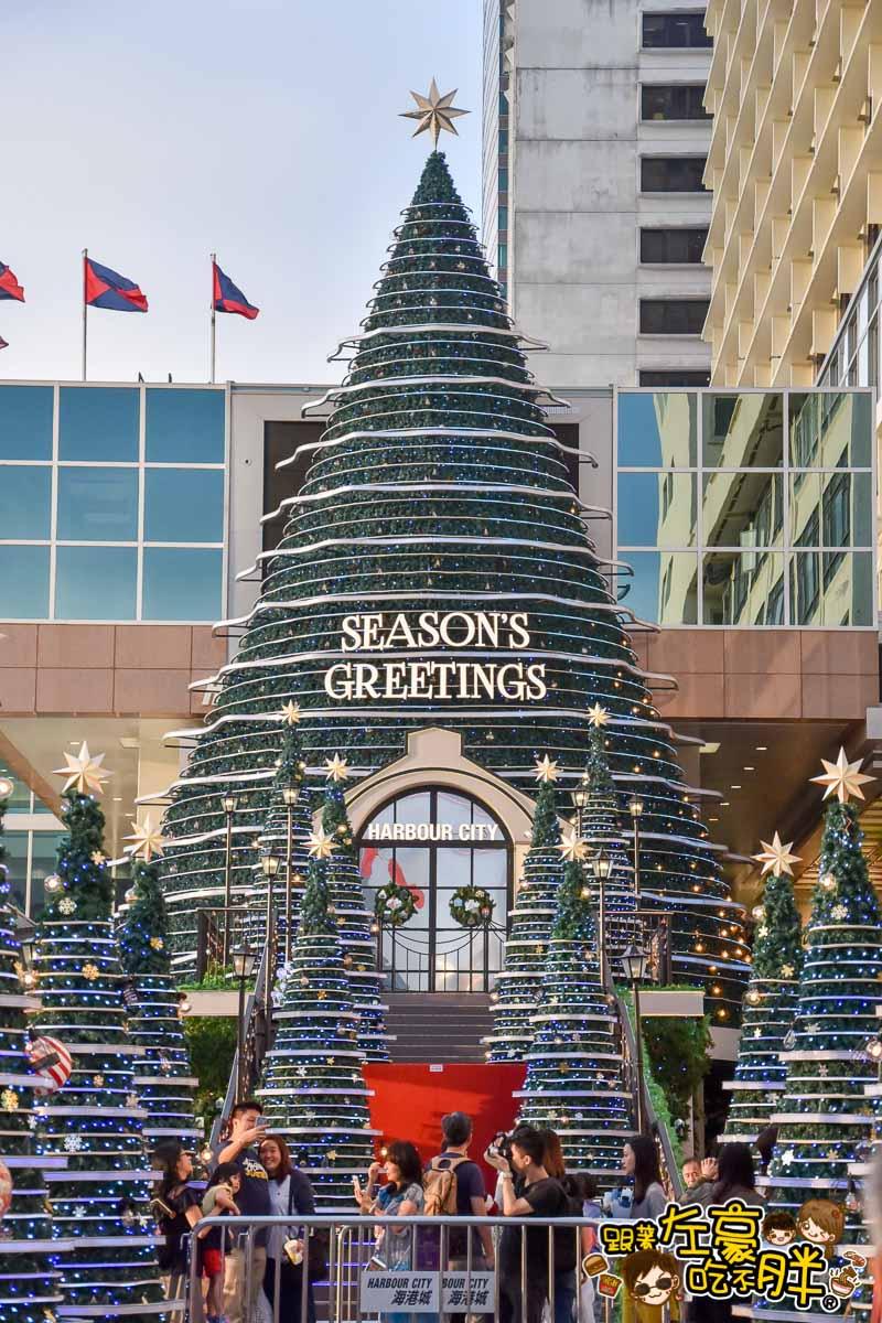 香港聖誕節 尖沙咀海港城聖誕裝飾-12